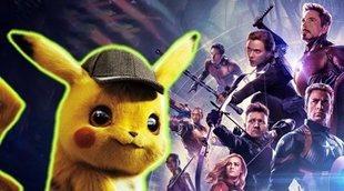 'Detective Pikachu' no puede con 'Vengadores: Endgame' en la taquilla de EE.UU.