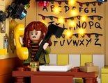 LEGO presenta un set de 'Stranger Things' que te lleva al Upside Down