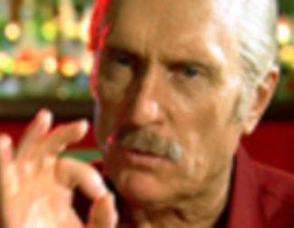 ¿Robert Duvall en 'The man who killed Don Quixote'?