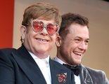 Taron Egerton rompe a llorar en la premiere de 'Rocketman' en Cannes