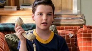 Así fue la aparición los personajes de 'The Big Bang Theory' en 'El joven Sheldon'