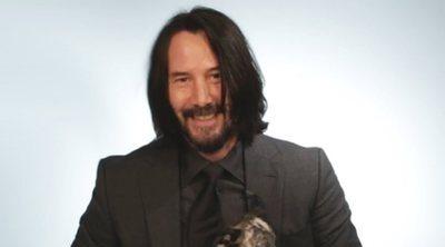 Keanu Reeves no cree que Shakespeare haya existido