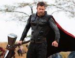 'Vengadores: Endgame': Mark Ruffalo publica una hilarante foto de Chris Hemsworth detrás de las cámaras