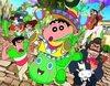 Crítica de 'Shin Chan en México: El ataque del cactus gigante'