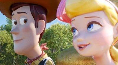 Woody, Buzz y Bo Peep vuelven en el nuevo tráiler de 'Toy Story 4'