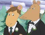 Una cadena pública censura la boda gay de 'Arthur' y lo justifica así