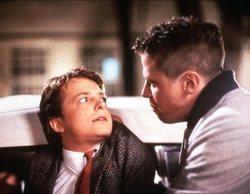 Marty McFly y Biff Tannen se intercambian los papeles en esta foto viral