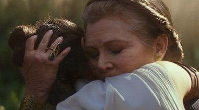Las emotivas escenas de 'El ascenso de Skywalker' protagonizadas por Carrie Fisher