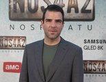 'NOS4A2 (Nosferatu)': Zachary Quinto desvela por qué no quería interpretar a otro villano