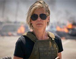 Primer póster de 'Terminator: Destino Oscuro' con Linda Hamilton