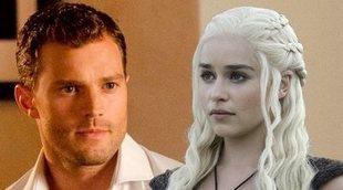 Emilia Clarke rechazó 'Cincuenta sombras de Grey' por las escenas de desnudo de 'Game Of Thrones'