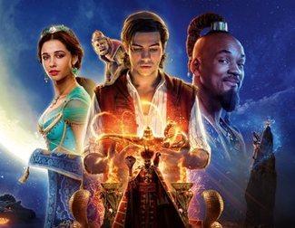 'Aladdín' logra otro gran estreno para Disney en la taquilla EE.UU.