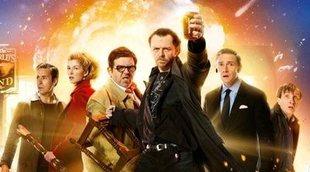 Netflix hace spoiler de 'Bienvenidos al fin del mundo' y Edgar Wright se queja