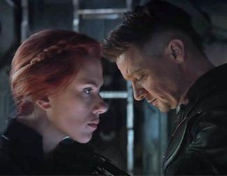 Esta foto de Jeremy Renner y Scarlett Johansson te va a emocionar
