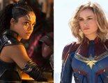En Marvel son conscientes del shippeo entre Capitana Marvel y Valkiria