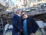 George Lucas, Harrison Ford y Mark Hamill inauguran 'Star Wars: Galaxy's Edge': 'Peter, va por ti'
