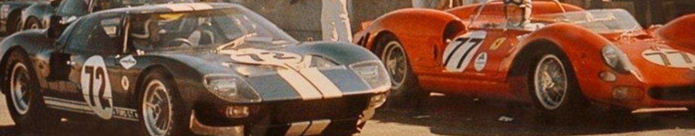 'Ford v Ferrari' del director de 'Logan' tiene pintaza