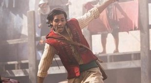 'Aladdin': Mena Massoud responde a la polémica contra la princesa Jasmine y Naomi Scott