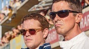 Tráiler de 'Le Mans '66': Christian Bale y Matt Damon corren por el Oscar