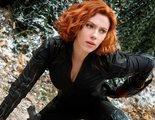 Nuevas imágenes de Scarlett Johansson en el rodaje de la película de Viuda Negra