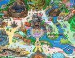Nuevos detalles del parque temático de Studio Ghibli, que abrirá sus puertas en 2022