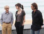 Woody Allen comienza en San Sebastián el rodaje de su nueva comedia romántica española