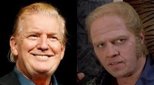 Trump ya es oficialmente Biff de 'Regreso al futuro' con su nuevo peinado