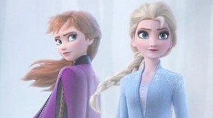 Elsa busca respuestas en el nuevo tráiler de 'Frozen 2'