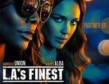 'L.A.'s Finest': Personajes cañeros en una historia trillada