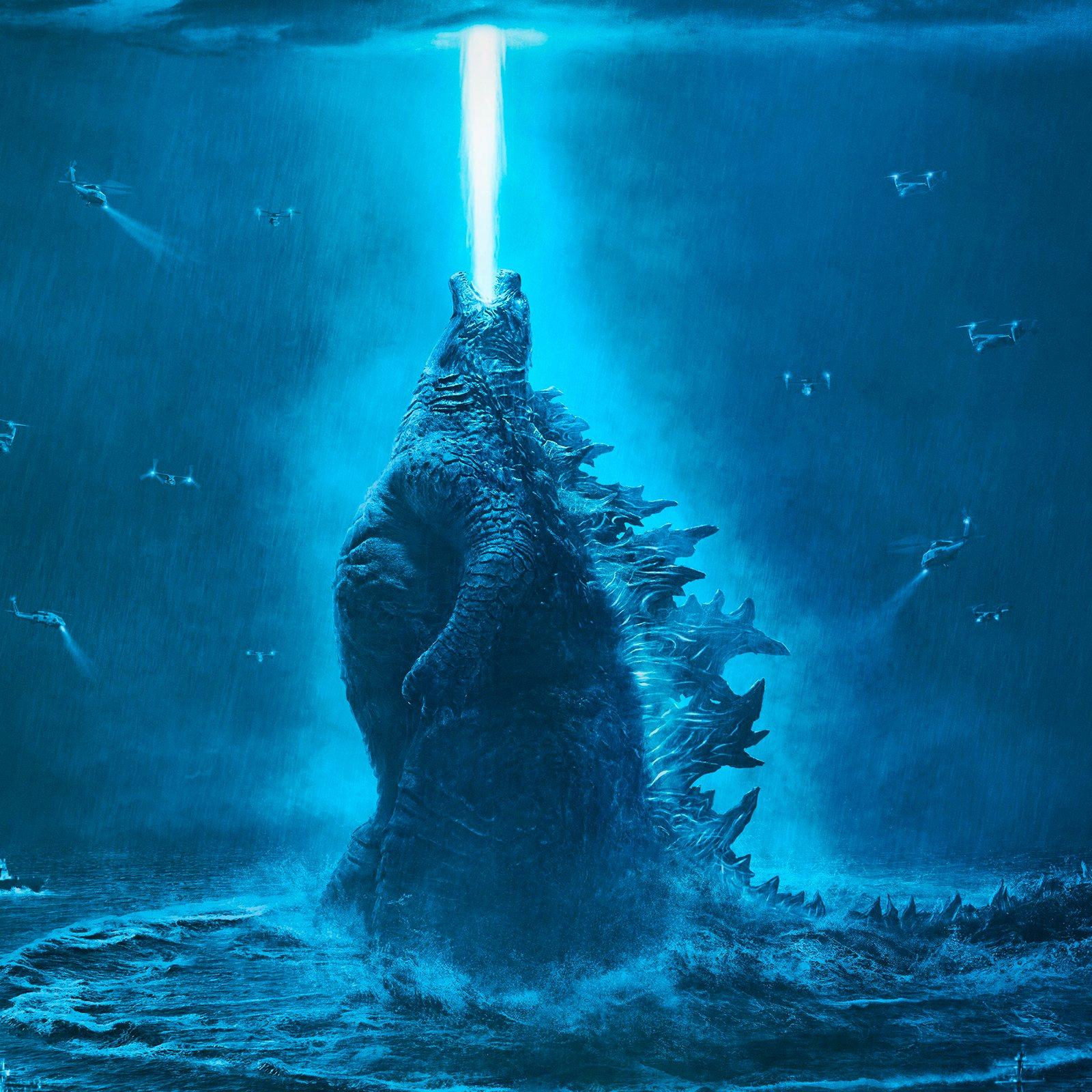 Crítica, 'Godzilla: Rey de los monstruos': Los kaijus
