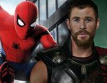 Chris Hemsworth es una de las razones por las que Tom Holland es Spider-Man