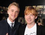 Rupert Grint y Tom Felton estarían dispuestos a volver a la saga de 'Harry Potter' de esta manera