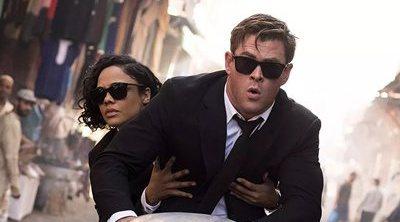 'Men In Black: International' lidera la taquilla de EE.UU.