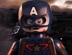 La escena más épica de 'Vengadores: Endgame' en versión LEGO