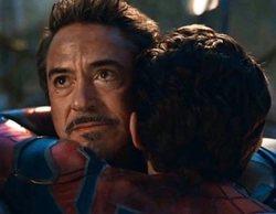 La emotiva escena que Robert Downey Jr. improvisó en 'Vengadores: Endgame'