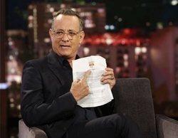 Tom Hanks desvela las estrictas reglas de Disney para los tours promocionales