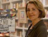 Primeras imágenes del rodaje de 'Merlí: Sapere Aude', que incorpora a María Pujalte