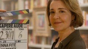 María Pujalte se une al spin-off de 'Merlí', que empieza su rodaje