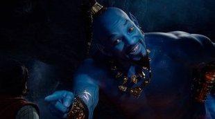Will Smith comparte un mejor vistazo a su momento travesti en 'Aladdín', para quien lo quiera ver