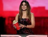 'A ciegas': El emotivo discurso de Sandra Bullock en los MTV Movie & TV Awards