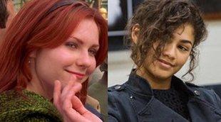 'Spider-Man: Far From Home': Zendaya rinde homenaje a Mary Jane con su nueva melena pelirroja