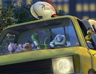 Dónde buscar la mítica furgoneta de Pizza Planet en 'Toy Story 4'
