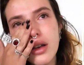 Whoopi Goldberg critica a Bella Thorne por sus fotos íntimas y esta responde