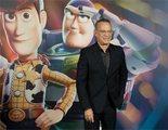 Nostalgia, bromas y simpatía: Tom Hanks y el resto del equipo presentan 'Toy Story 4' en Barcelona