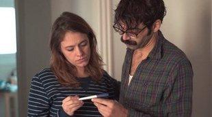 Cuánto hay de verdad en el embarazo de 'Los días que vendrán'