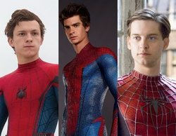 Tom Holland quiere una 'Spider-Man' con Tobey Maguire y Andrew Garfield