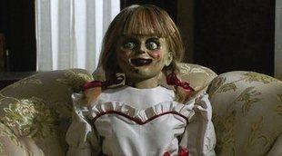 'Annabelle vuelve a casa' es la mejor de la trilogía según las reacciones