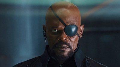 Samuel L. Jackson se enfada por un póster de 'Spider-Man: Lejos de casa'