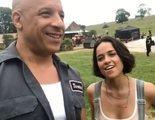 'Fast & Furious 9' empieza el rodaje: Primer video desde el set con Vin Diesel y Michelle Rodriguez