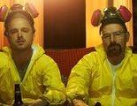 Bryan Cranston y Aaron Paul avivan los rumores sobre la película de 'Breaking Bad'